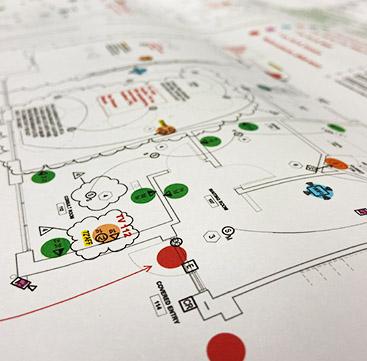 blueprint of ERRC